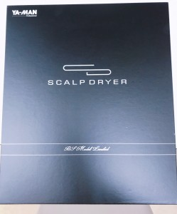 YA-MANのSCALP DRYER!